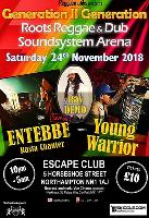 Young Warrior meets Entebbe Soundsystem Arena