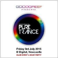 Goodgreef & Solarstone presents Pure Trance (w/ Boat Pre Party!)