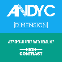 Andy C + Special Guests
