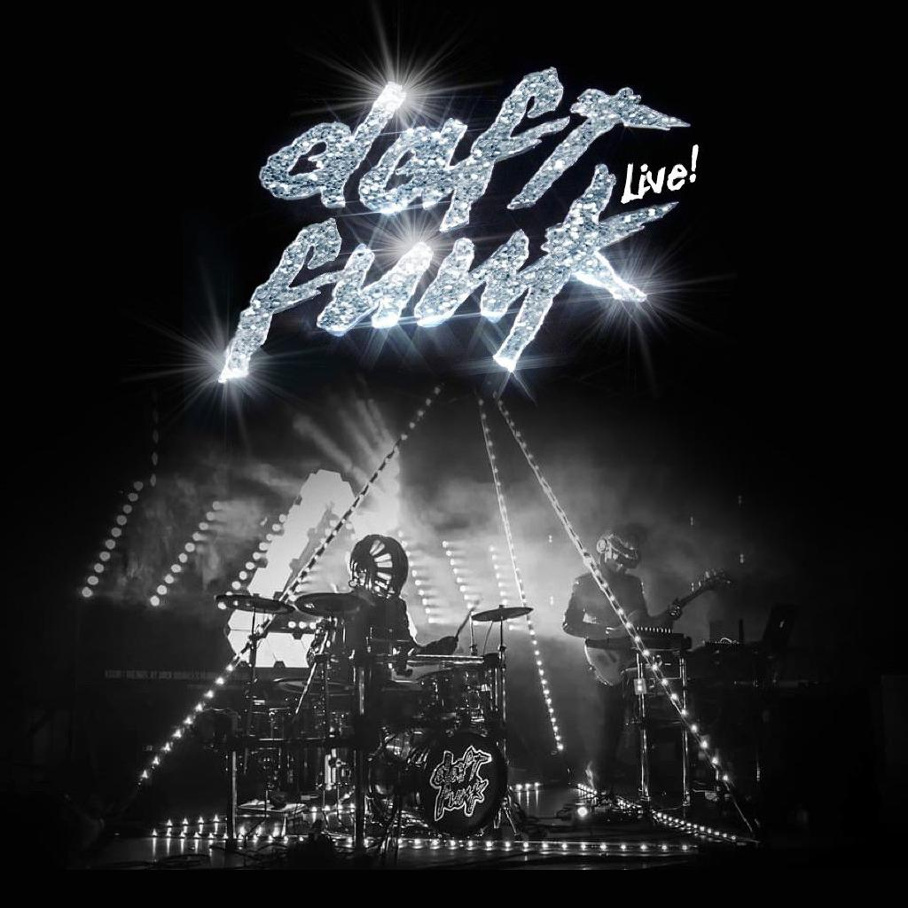 Daft Funk Live - The Definitive Daft Punk Experience