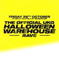The Official UKG Halloween Warehouse Rave