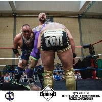 Live wrestling in Falconwood, Welling