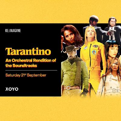 Tarantino: An Orchestral Rendition of the Soundtracks