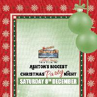 Ashtons Biggest Christmas Party Night