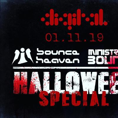 Bounce Heaven/ Ministry of Bounce Presents the Halloween special