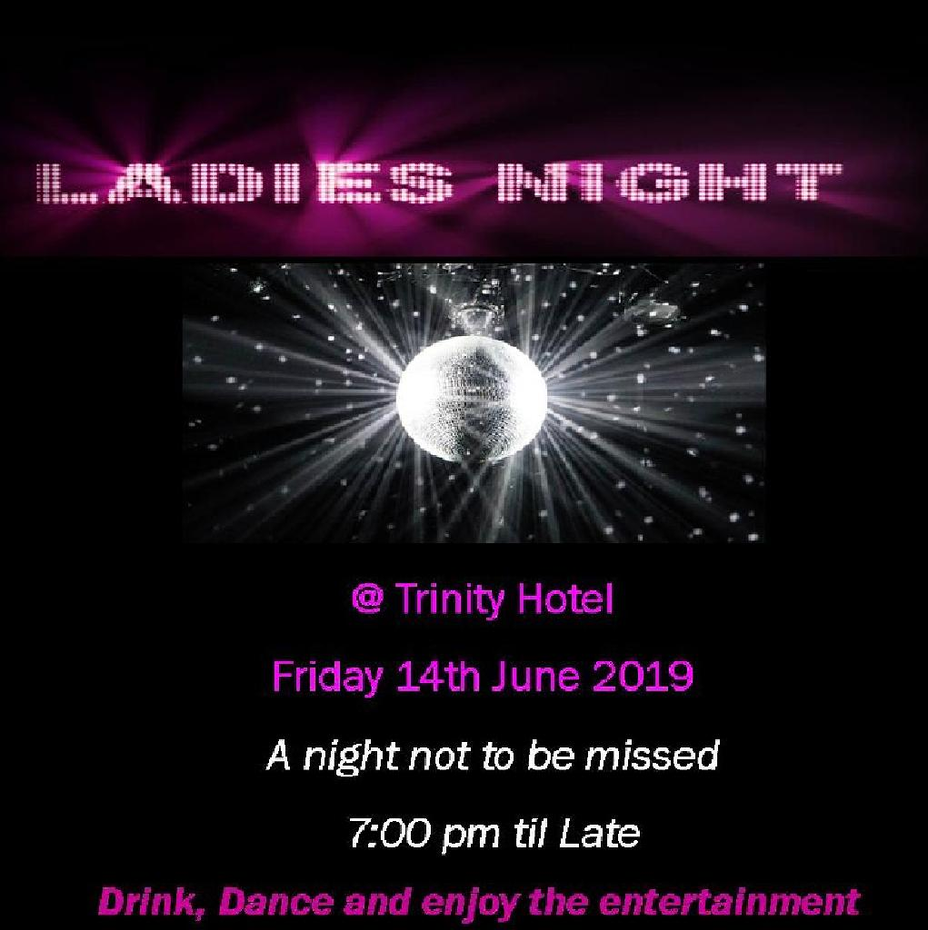 ladies only night