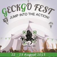 Geckgo Fest 2015 Adrenaline at a Touch