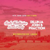 Sub:Kulture Boat Party, (Westminster Pier)