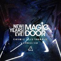 Magic Door Cosmic Glitterball NYE
