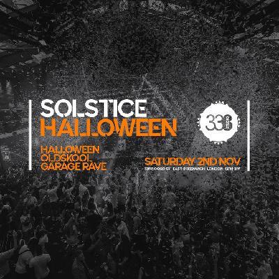 Halloween Oldskool Garage Rave - London