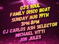 Cj's Soul Family Disco Boat