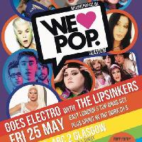 We Love Pop goes Electro with The LipSinkers