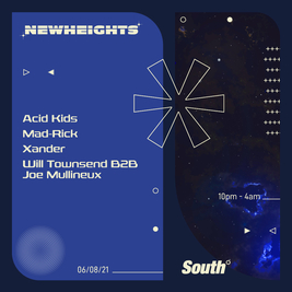 New Heights: Presents Acid Kids