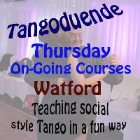 Argentine Tango 6 week course