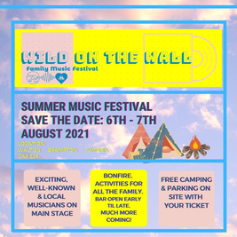 Wild on the Wall - Music Festival by Roman wall