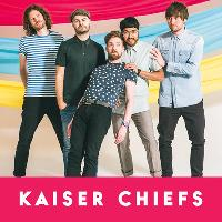 Ladies Day with the Kaiser Chiefs