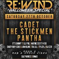 Rewind - Under 18 event Halloween Special