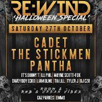Rewind - 16+ Halloween Special