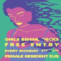 Girls Behind Decks