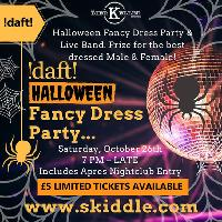 daft! Halloween Fancy Dress Party