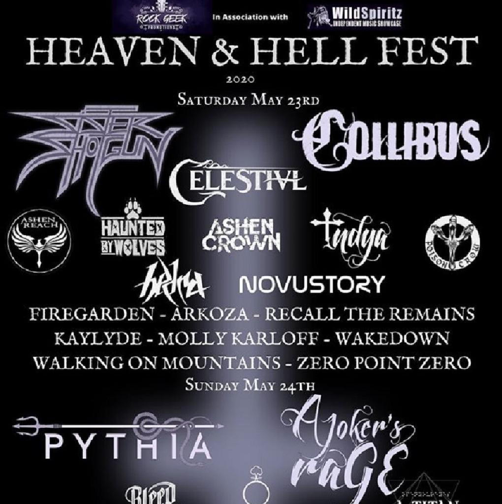 Heaven and Hell Fest