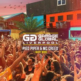 Garage Global Outdoor Summer UK Garage Festival ft. DJ Pied Pipe