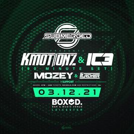 Submerged - K-Motionz & IC3 - Mozey