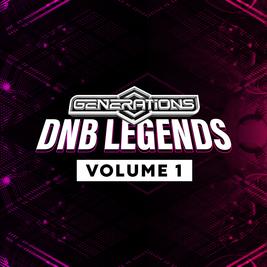 DNB LEGENDS (Volume 1)