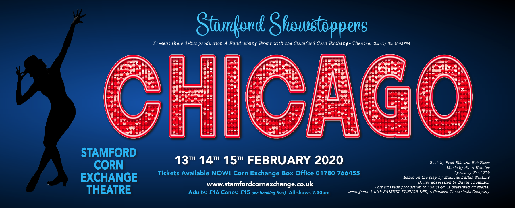 Events In Chicago February 2020.Chicago Stamford Corn Exchange Theatre Stamford Thu 13th