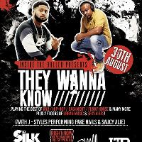 Inside The Baller Presents They Wanna Know