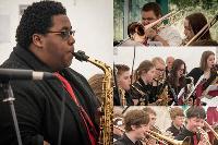 Bury Music Service Festival 2018 Series 1: Bury Youth Big Band