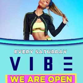 VIBE - Manchesters Biggest Saturday - £1.25 vodka mixer!!
