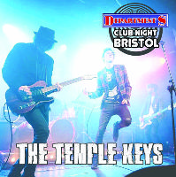 Department S Club Night ✰ Temple Keys ✰