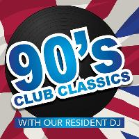 90s Club Classics with DJ Gray