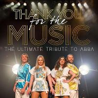 Thank You for The Music,tribute,Abba,pop