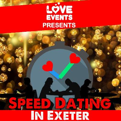 Speed dating events exeter