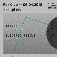 Skryptom Night Speciale 30ans: Rødhåd, Electric Rescue