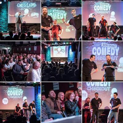 Shoe Cake Comedy - The Discount Comedy Checkout XMAS Improv Show