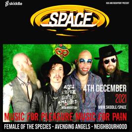 Space - Anti - Supermarket New Brighton 4/12/21