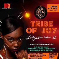 Tribe of Joy Launch