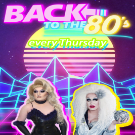 FunnyBoyz presents... BACK TO THE 80'S
