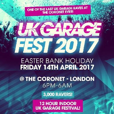 UK Garage Fest 2017