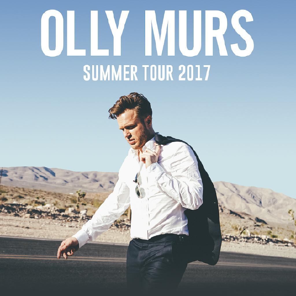 Summer Music Concert 2017: Olly Murs Summer Tour 2017