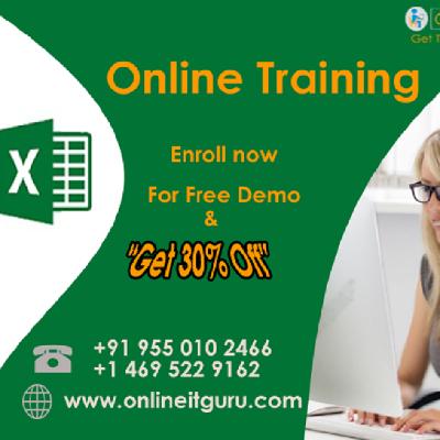Advanced Microsoft Excel Training Through Online Tickets