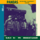 PANDAS + CONCRETE NATIONAL + THE CICEROS  + BLUE ROSE Event Title Pic