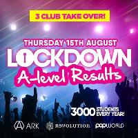 Lockdown A-Level Results Night hosted by Orderly Conduct & HotMess