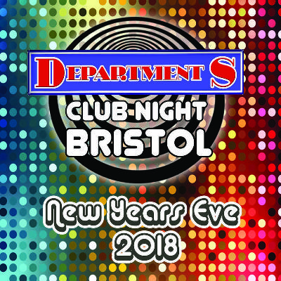 Dept S Club Night ✰ New Years Eve Party