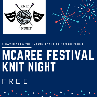 McAree Festival Knit Night