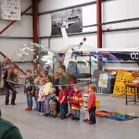 Birds and Bubbles Family Fun Day