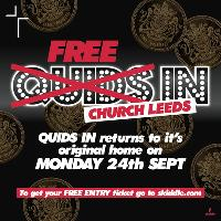 Welcome to Leeds FREE in party